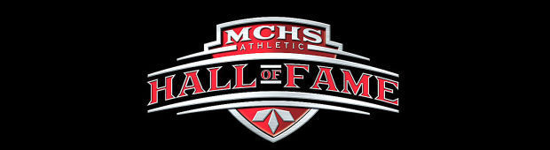 MCHS Athletic Hall of Fame Logo