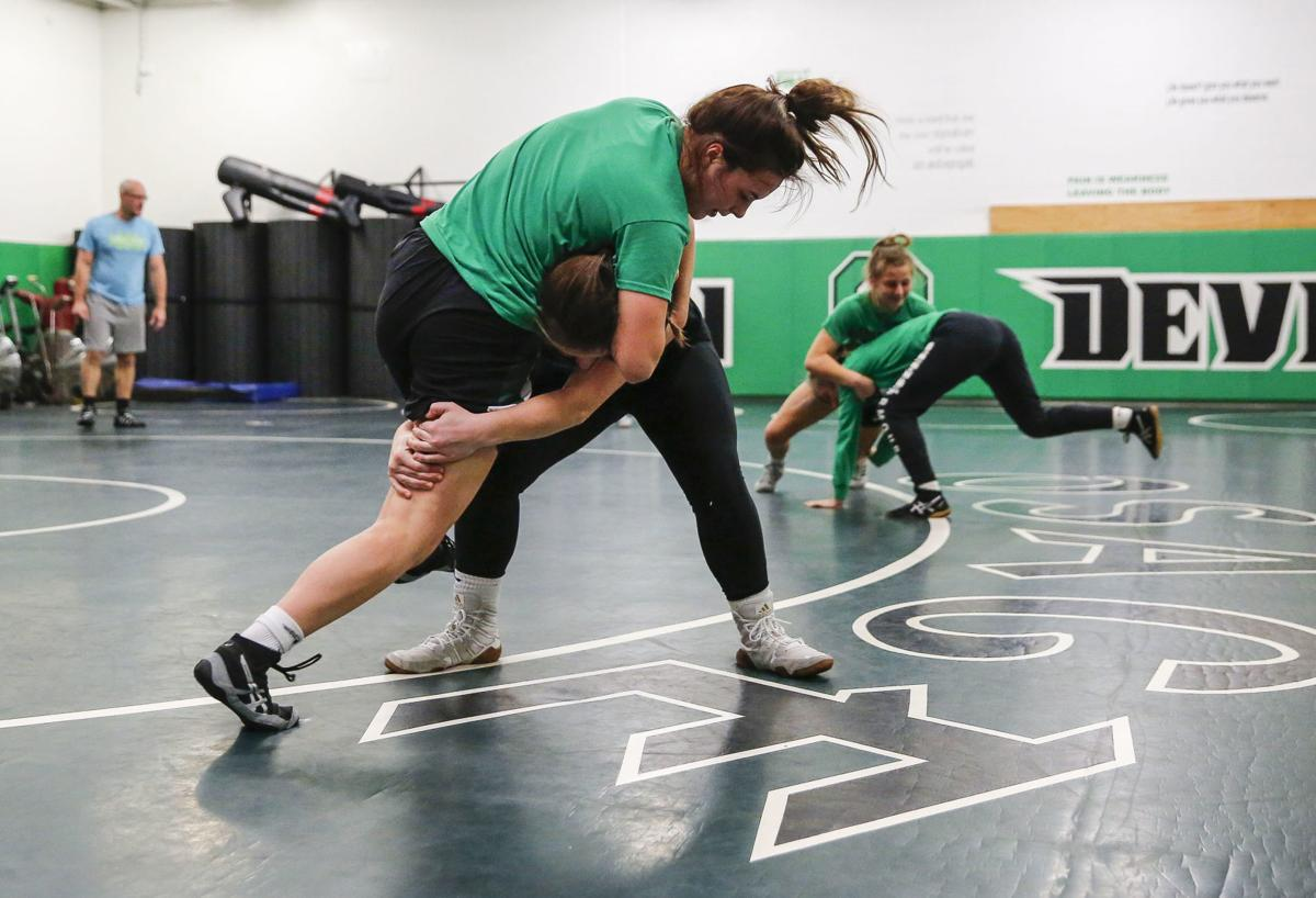 Osage Girls Wrestling 2