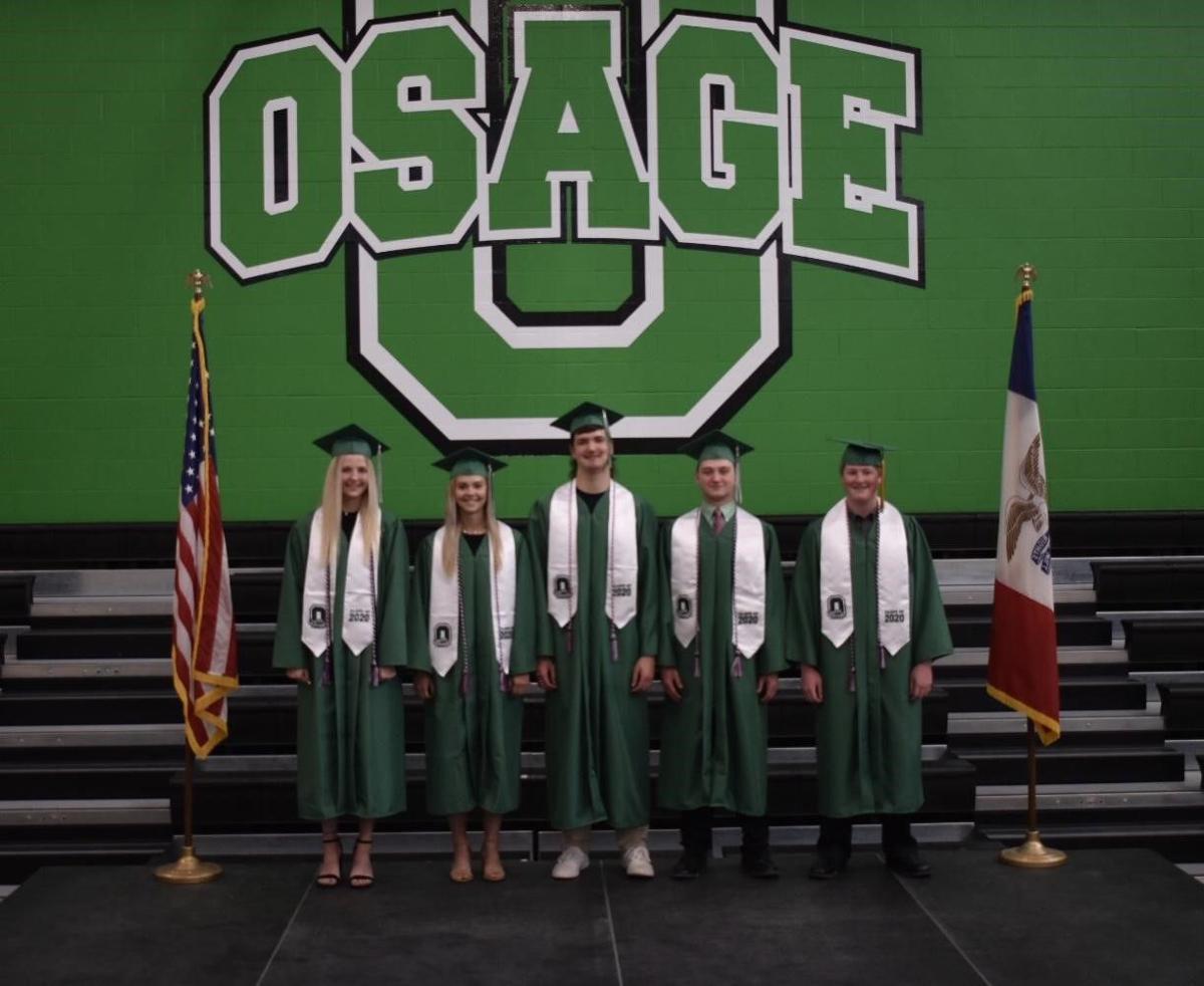 Osage military seniors