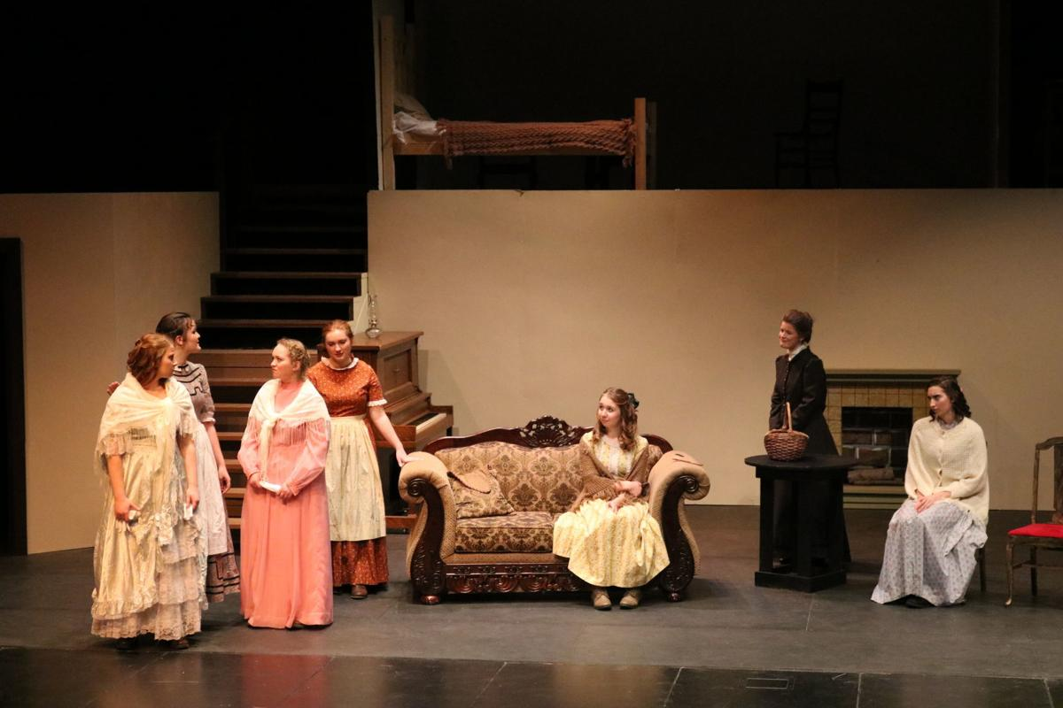 FCHS Play - RuinedDress