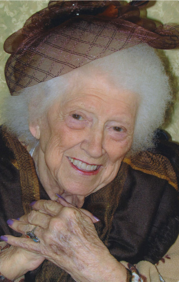 Marjorie E. Swann