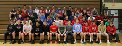 Forest City High School boys track team