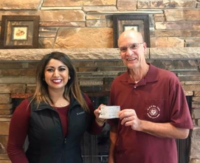 Knights of Columbus distribute funds