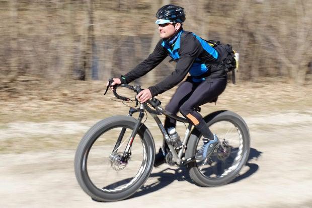 Sally Bell's bike 1