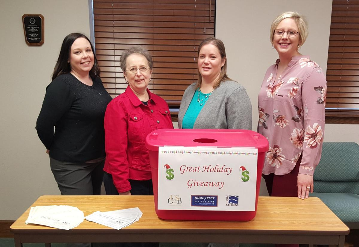 Chamber holiday give away
