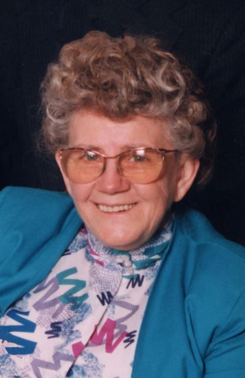 Virginia (Jenny) Lee Wardell
