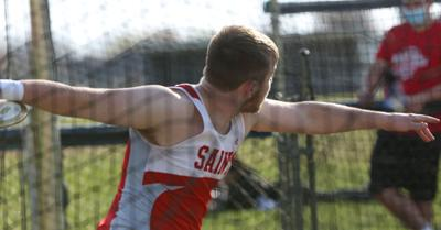 St. Ansgar thrower Sage Hulshizer uses missed season to power monster year