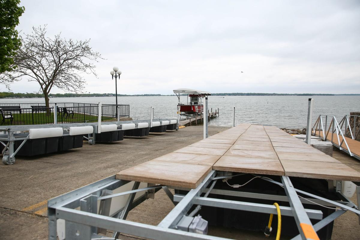 Clear Lake new dock 2