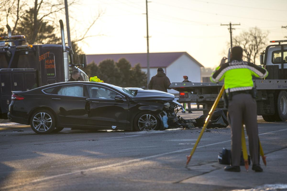 Updated: Names released in fatal three-vehicle crash near