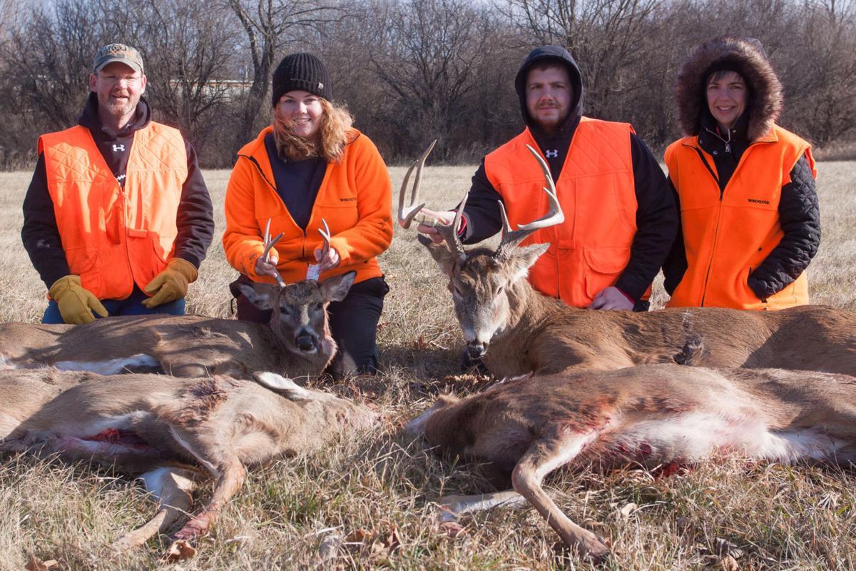VanHorn family hunt