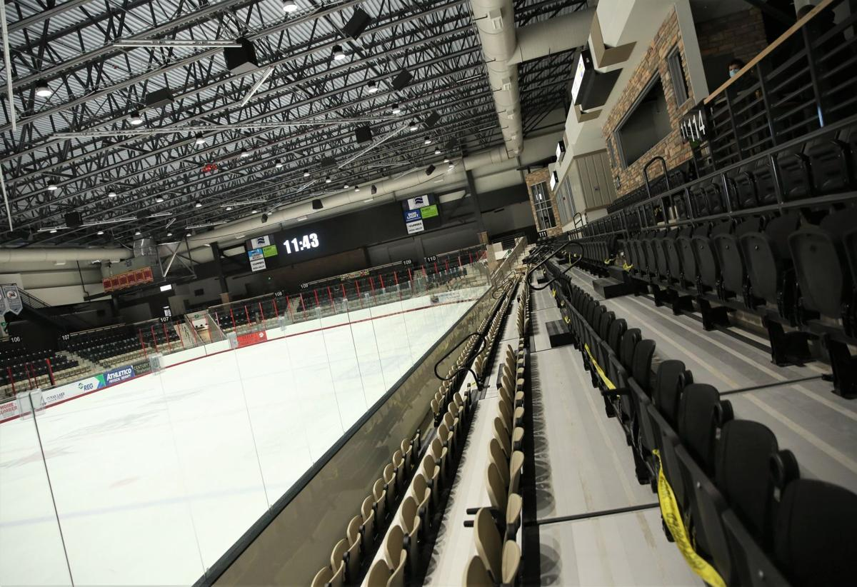 Mason City Multipurpose Arena - 2