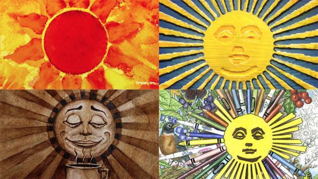 """""""Sun Images"""""""