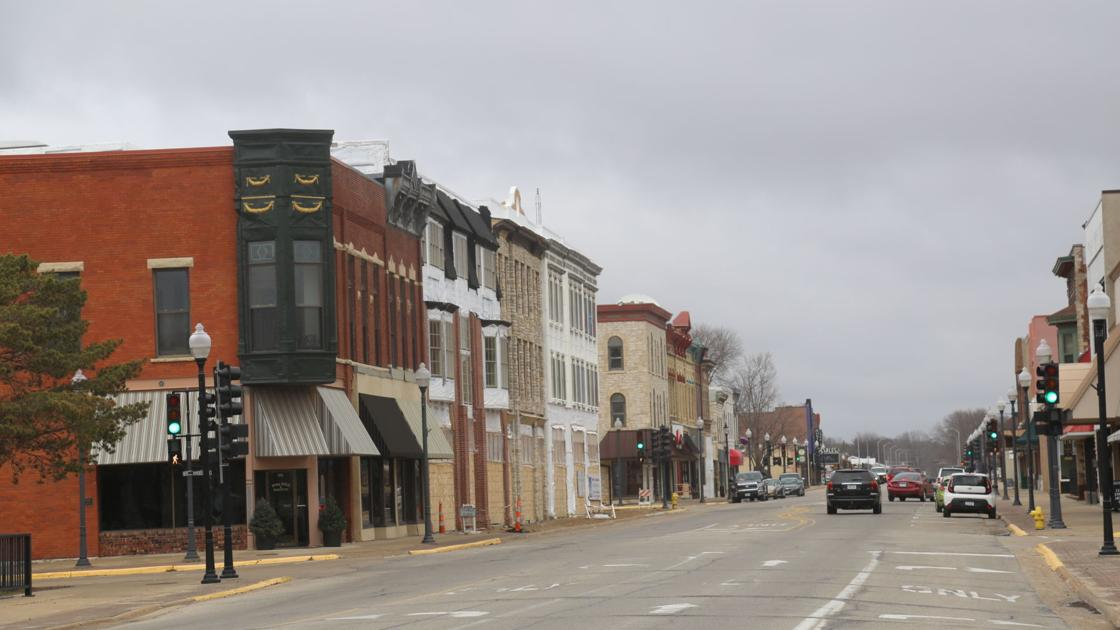 Iowa College Town  Letters