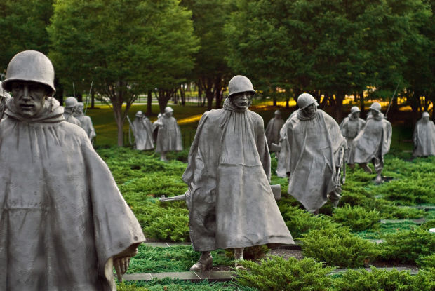 They Served with Honor: Korea