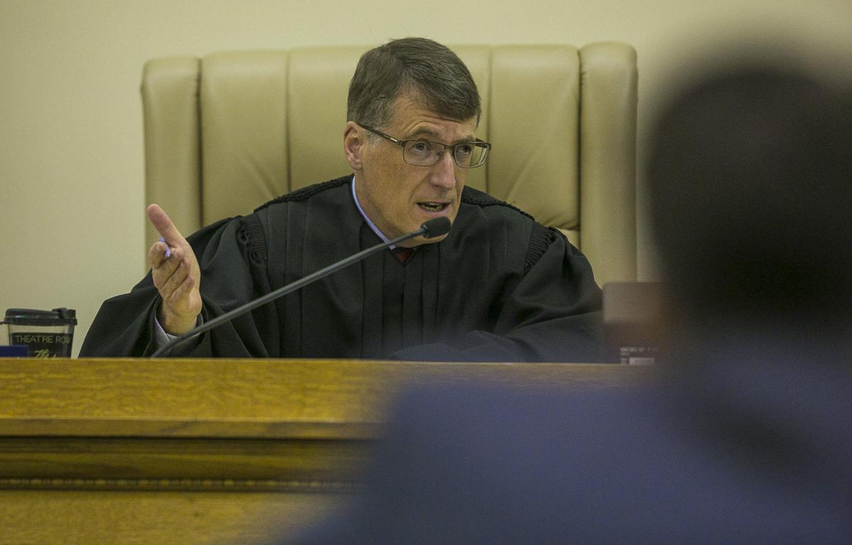Judge Rustin Davenport