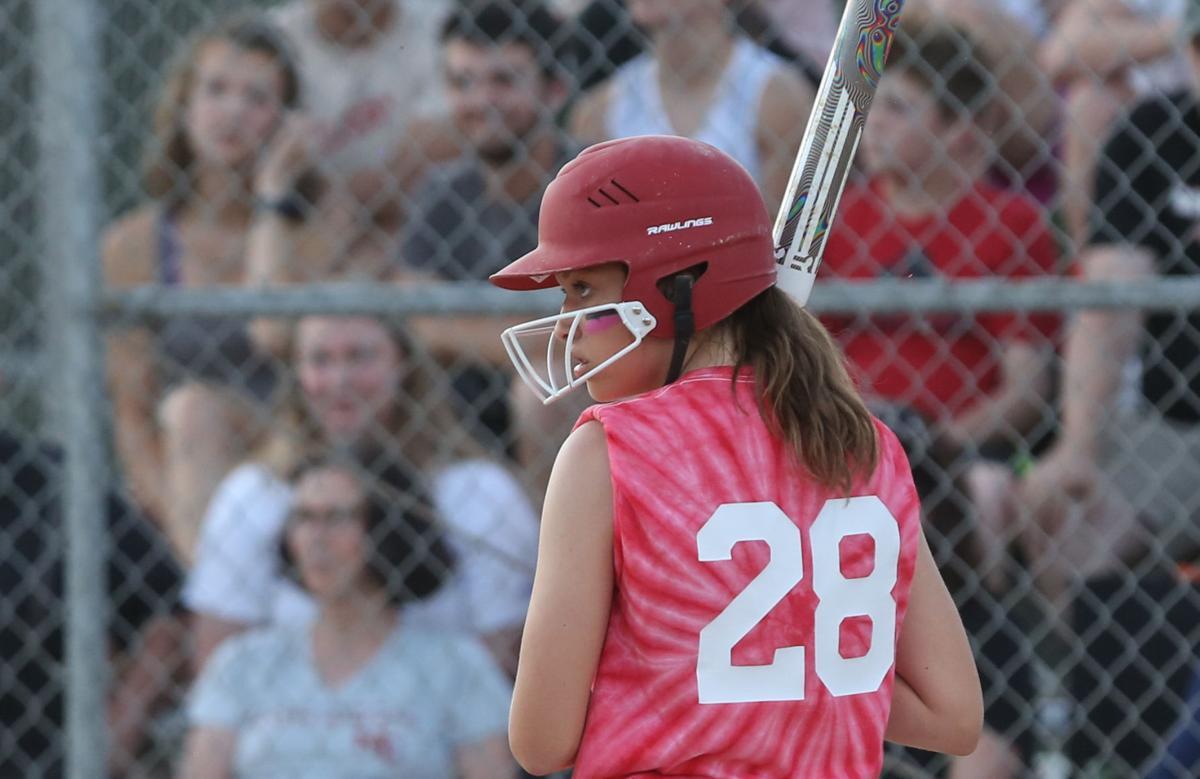 MCHS vs Newman softball - Graven