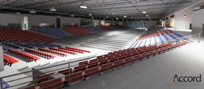 Concert seating 2