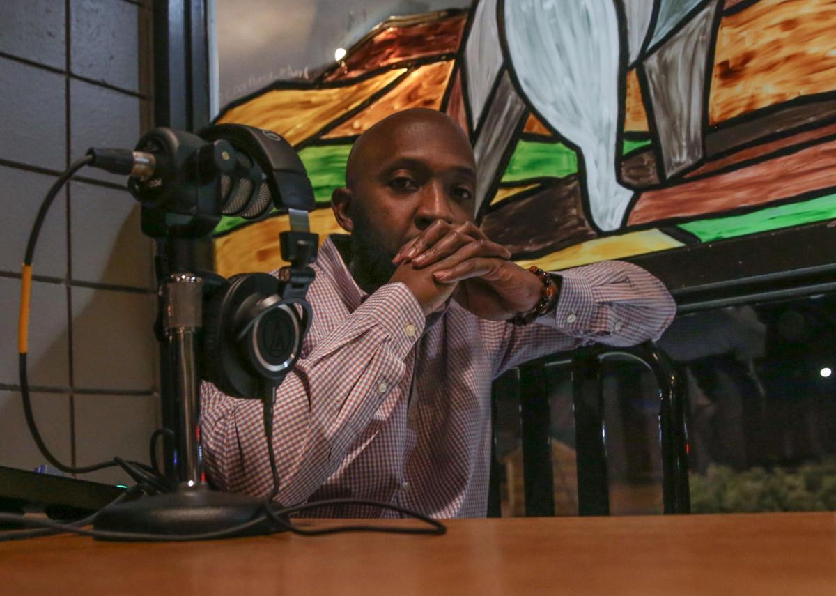 Erick Nganyange - civil rights podcast