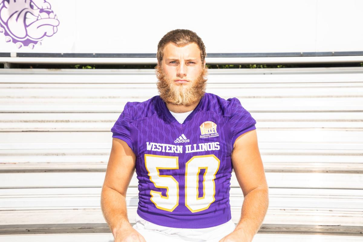 size 40 8a408 c1b7d College football: Former Clear Lake linebacker leads Western ...