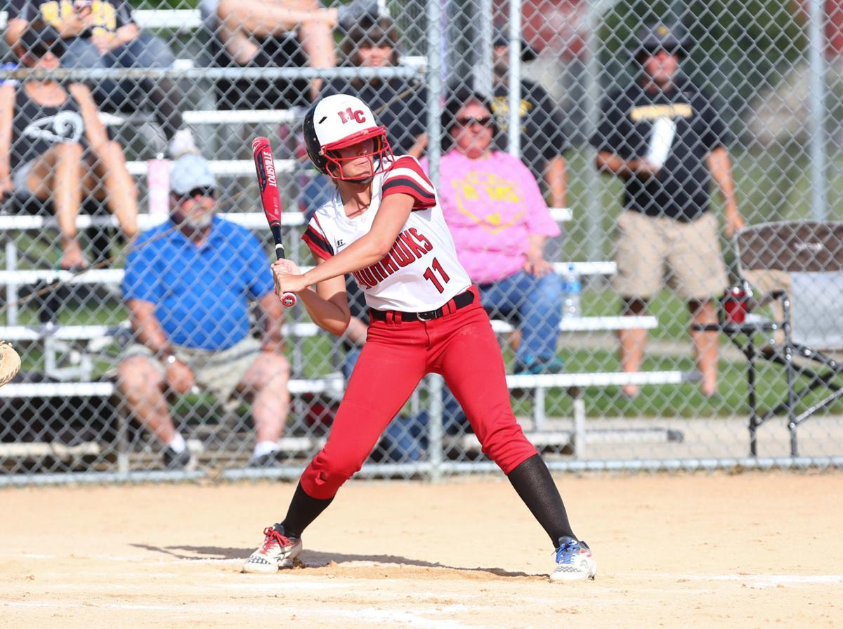 MCHS vs Southeast Polk softball, 06-26-2019