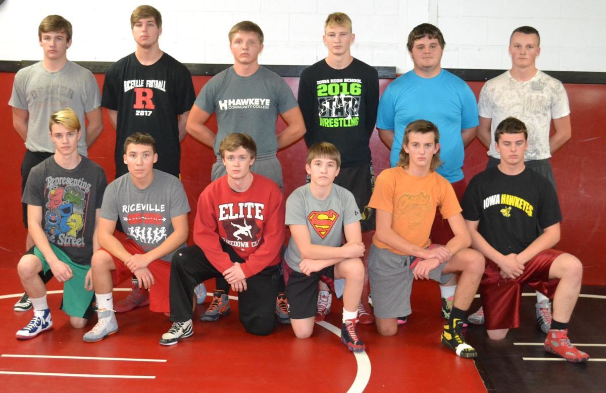 RV wrestling team