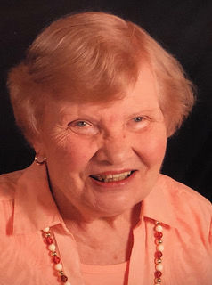 Eunice June (Langholz) Grube
