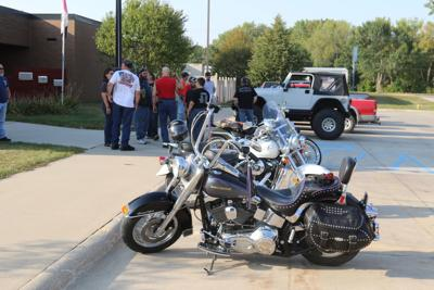 Motorcycle clubs honor 9/11 first responders