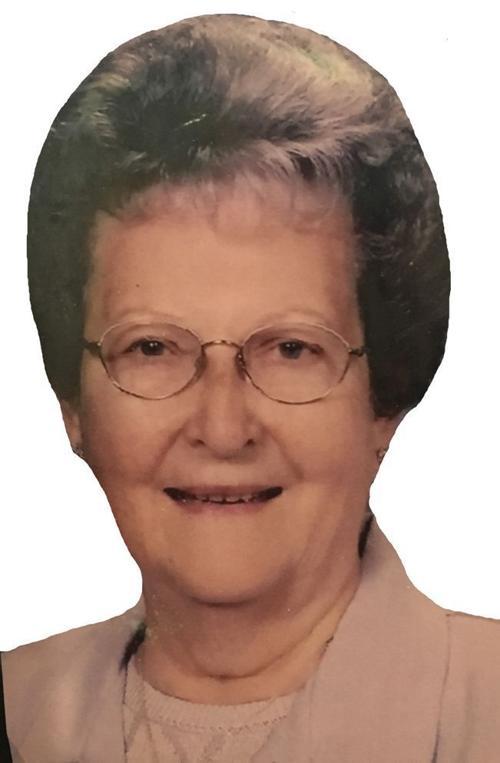 Verna O Anderson Obituaries For Mason City And North Iowa