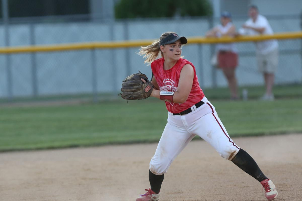 MCHS vs Newman softball - Theobald