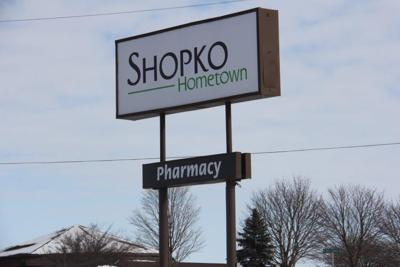 Forest City Shopko sign