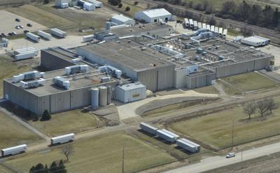 Aerials Mason City Smithfield