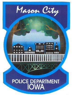 Mason City Police Department logo