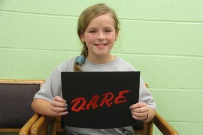 D.A.R.E. State Contest winner
