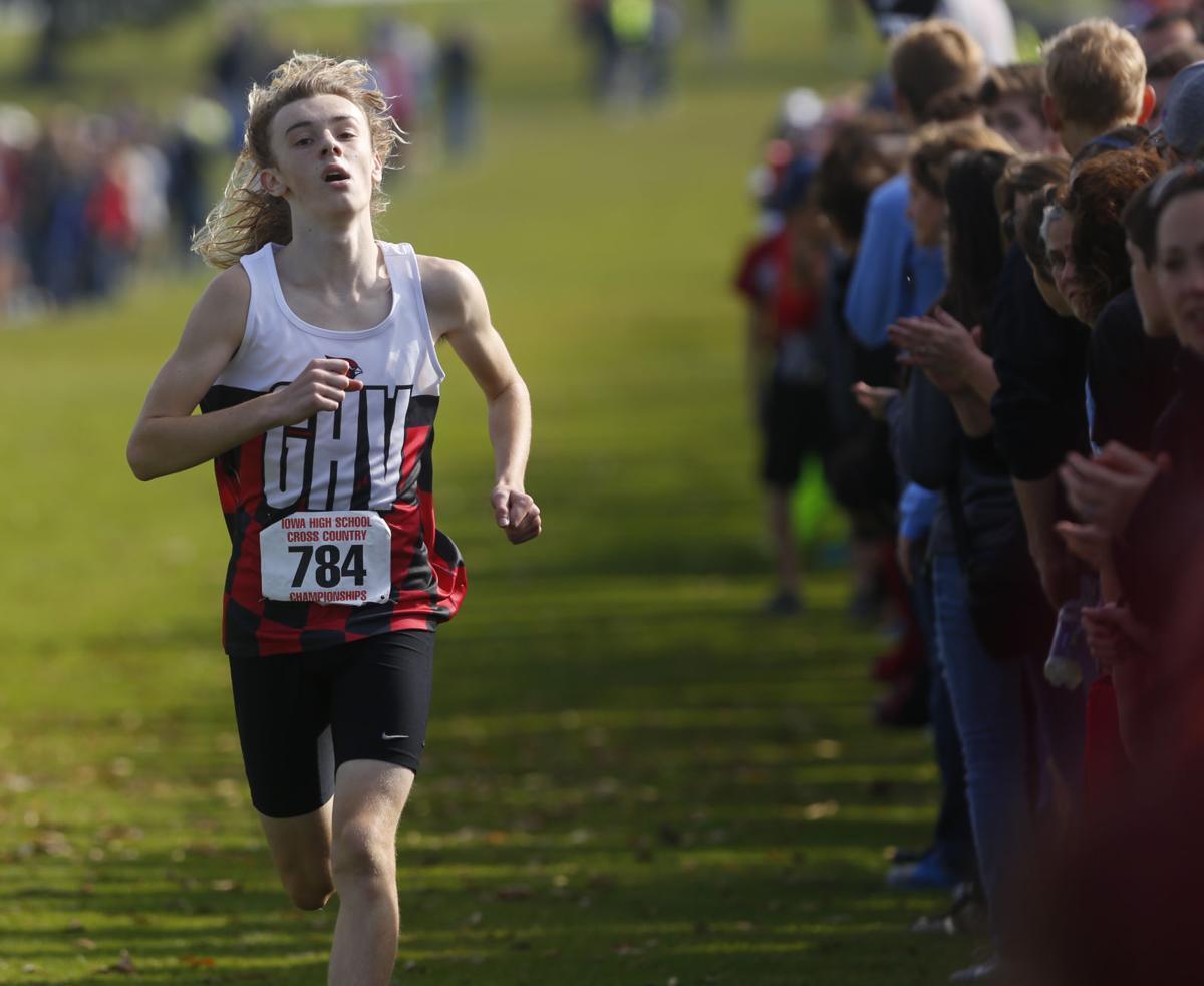 2016 State Cross Country Meet