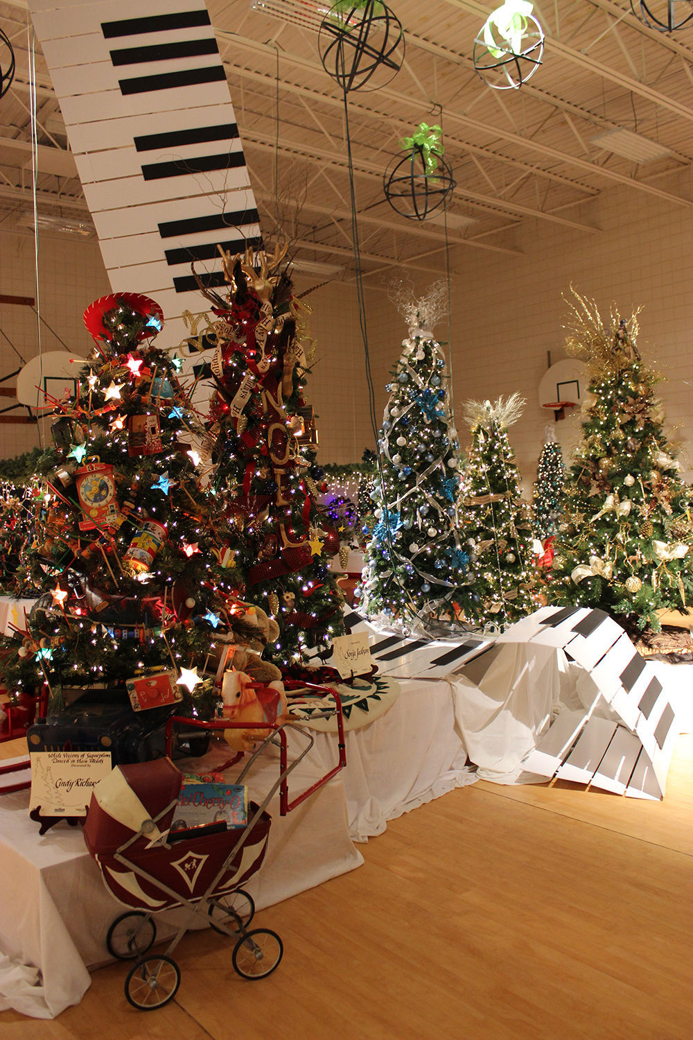 Opportunity Village Festival of Trees