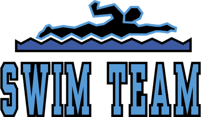 Swim meet logo
