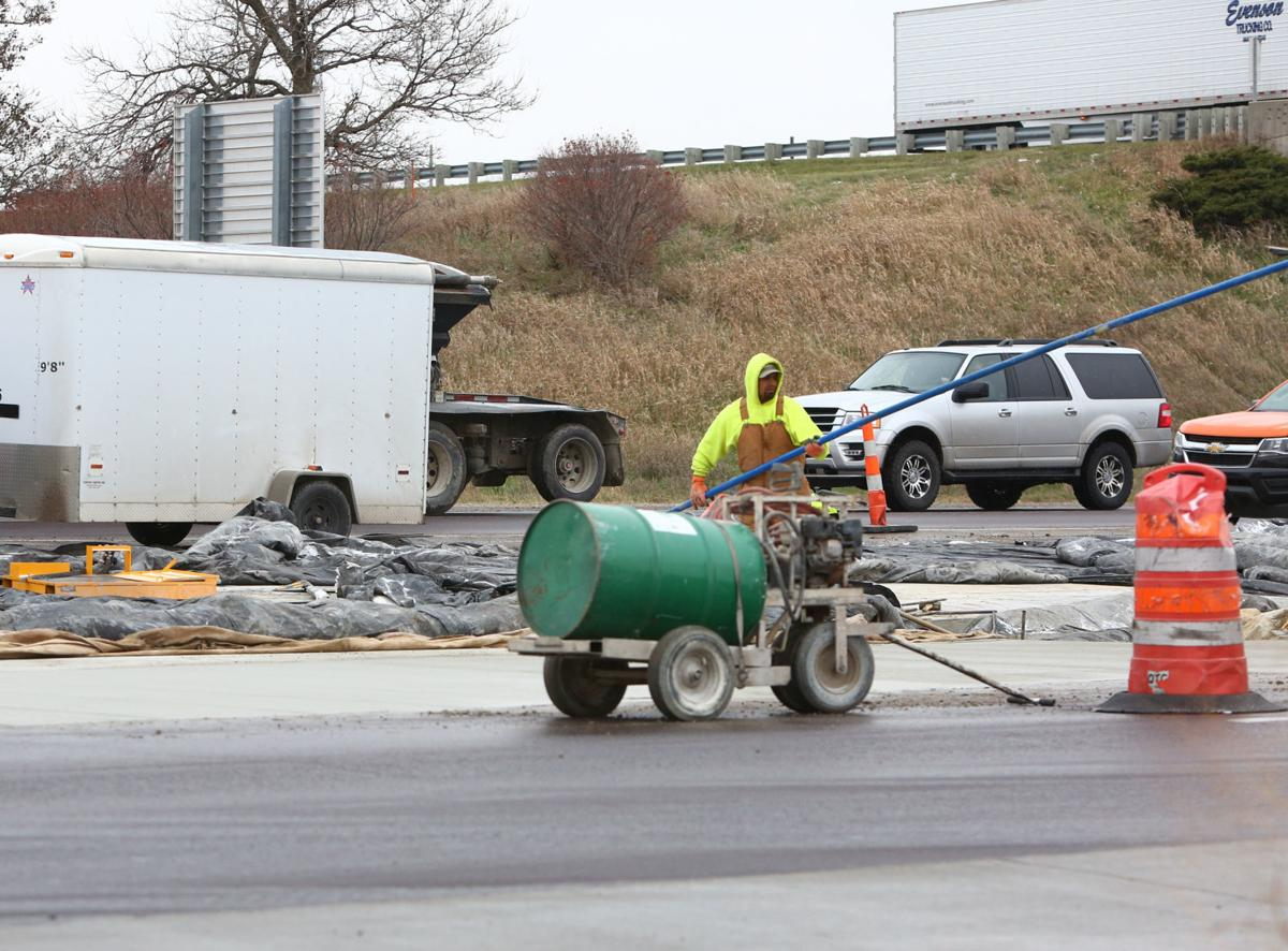 U.S. Highway 122 Clear Lake construction