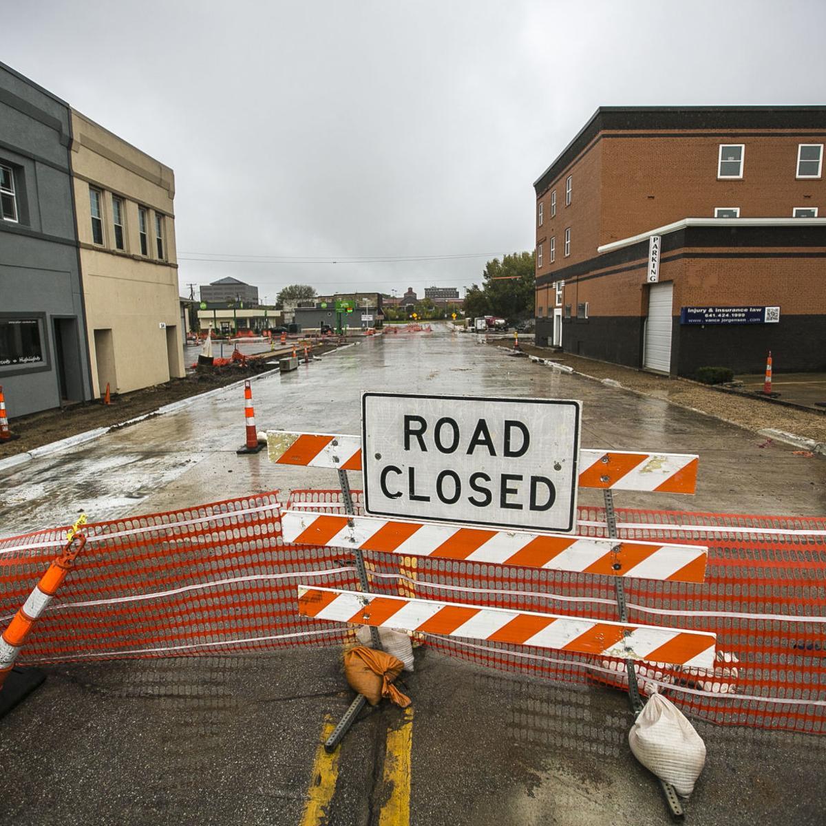North Iowa transportation: Highway 122 closures start Monday