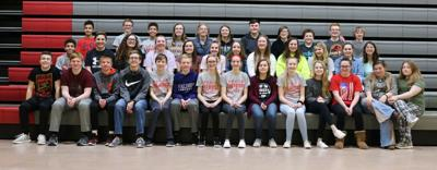 Forest City Middle School Play Cast