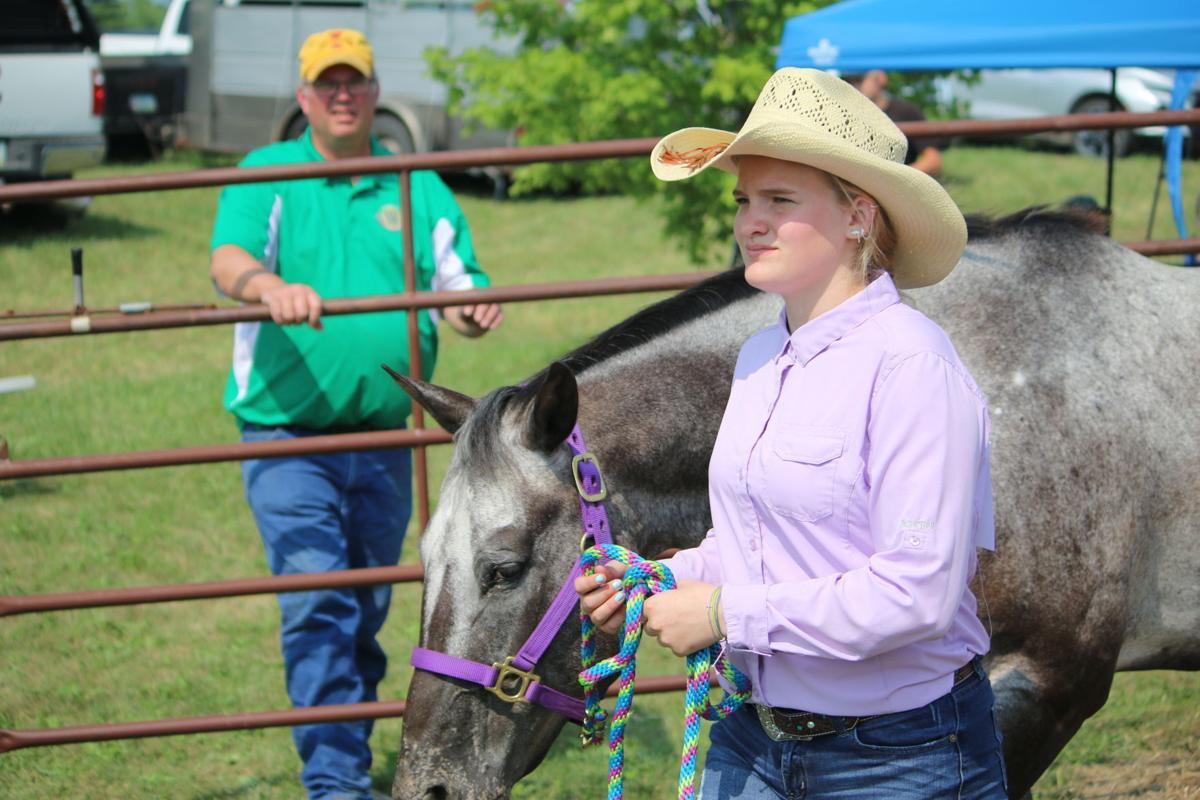 Abigail Larson of Thompson Horse Show.JPG