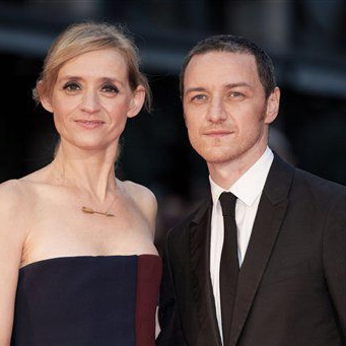 James Mcavoy And Anne Marie Duff Wedding