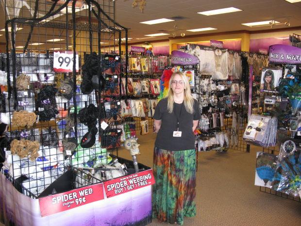 Halloween City opens in former Fashion Bug | Mason City & North ...