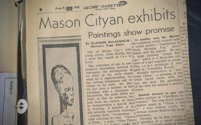 Mason City's Martin family represents a whole lot of local history and creativity