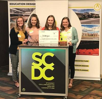 St. Ansgar students win contest
