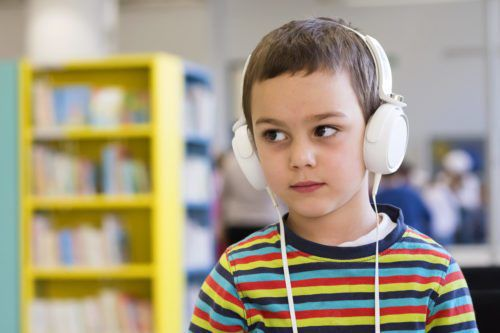 How Headphones Could Be Damaging Your Kids' Hearing