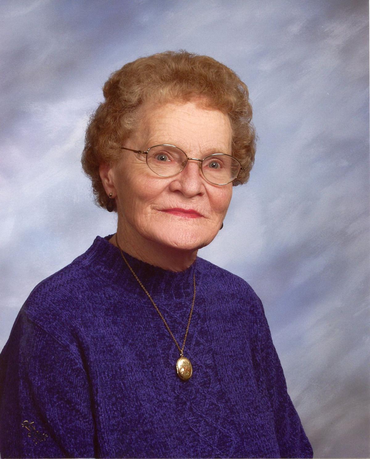 Gertrude E. Tillman