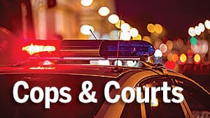 Cops & Courts weblogo