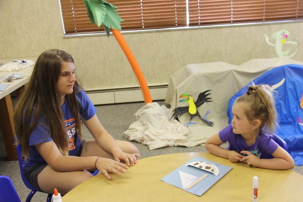 VBS at Immanuel Lutheran Church 2