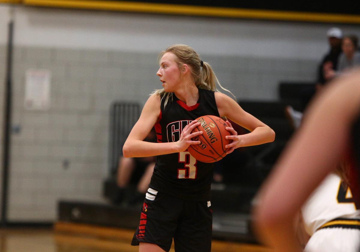 Clear Lake vs. Garner-Hayfield-Ventura girls basketball 1