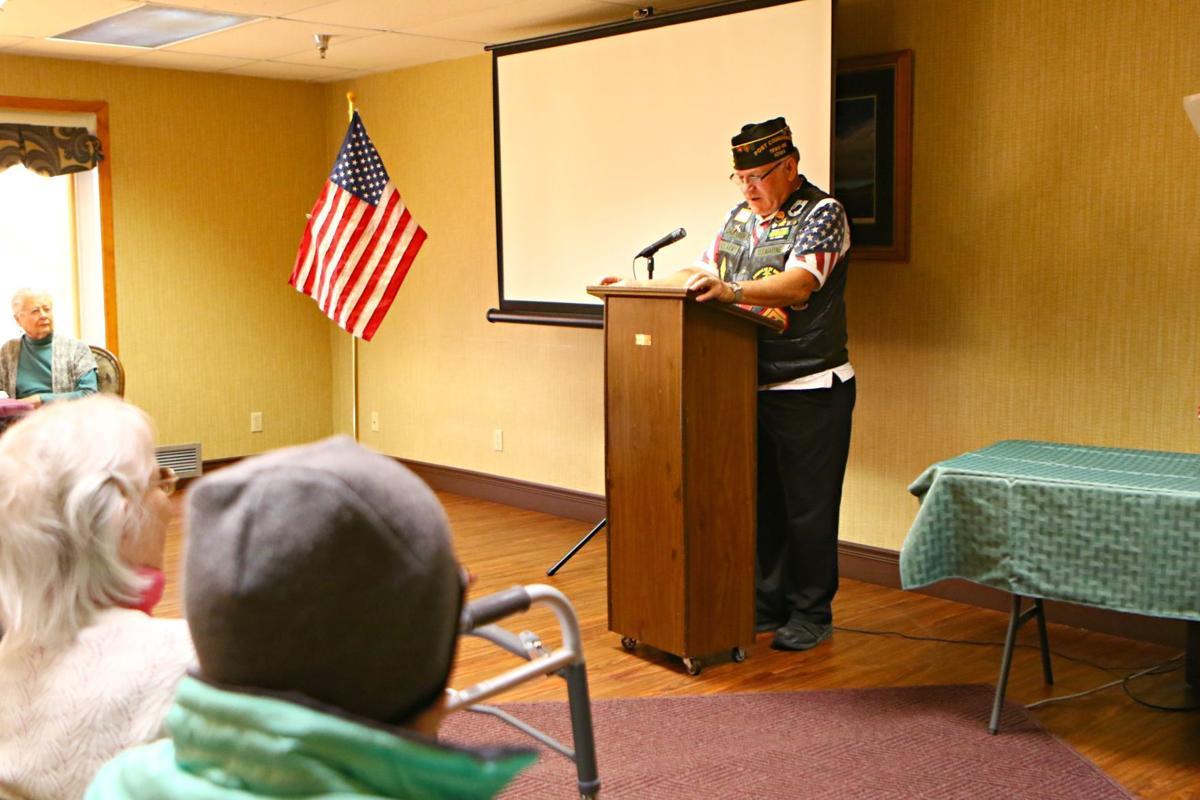 Westview Veterans program